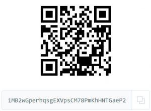 Indirizzo bitcoin trasferimento denaro