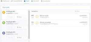 inviare e ricevere bitcoin su coinbase